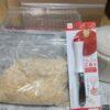 モーレンカンプオウゴンオニクワガタの産卵セットをカワラ菌糸ボトルで組む方法